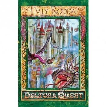 Okładka książki Deltora Quest