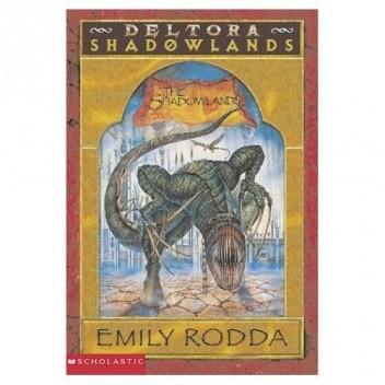 Okładka książki The Shadowlands