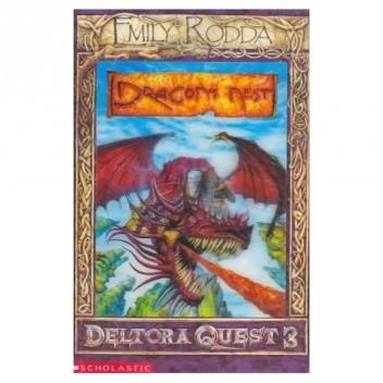 Okładka książki Dragon's Nest
