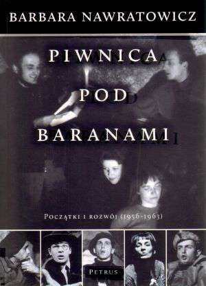 Okładka książki Piwnica pod Baranami
