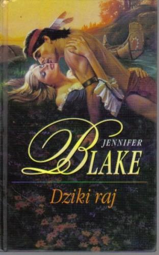 Okładka książki Dziki raj