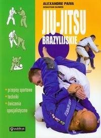 Okładka książki Jiu-Jitsu brazylijskie