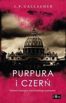 Okładka książki Purpura i czerń