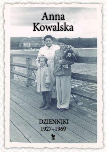 Okładka książki Dzienniki 1927-1969