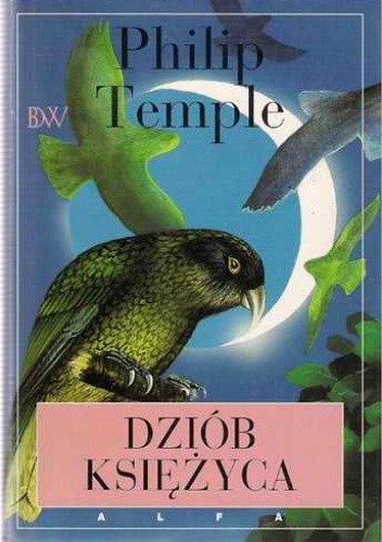 Okładka książki Dziób księżyca