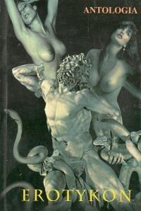 Okładka książki Erotykon : antologia