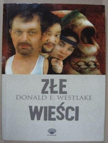 Okładka książki Złe Wieści
