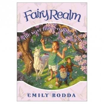 Okładka książki The Last Fairy-Apple Tree
