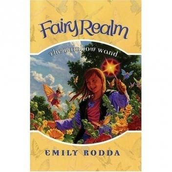 Okładka książki The Rainbow Wand