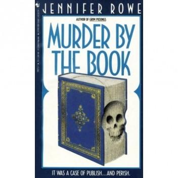 Okładka książki Murder by the Book