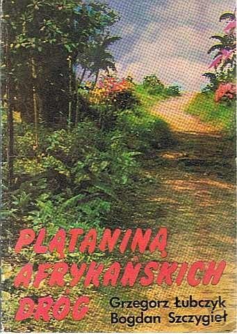 Okładka książki Plątanina afrykańskich dróg