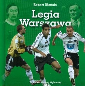 Okładka książki Legia Warszawa