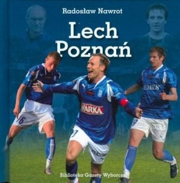 Okładka książki Lech Poznań