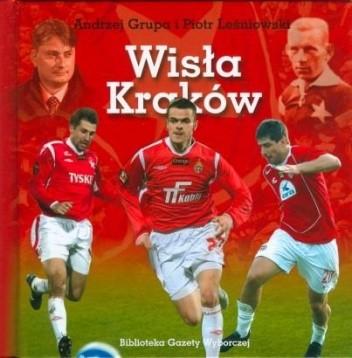 Okładka książki Wisła Kraków