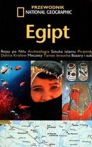 Okładka książki Egipt. Przewodnik National Geographic