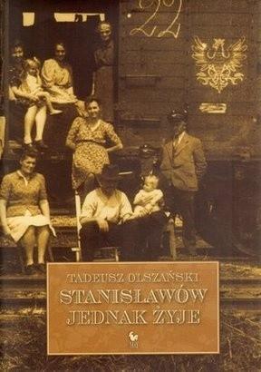 Okładka książki Stanisławów jednak żyje