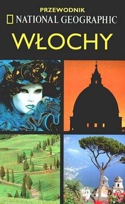 Okładka książki Włochy. Przewodnik National Geographic