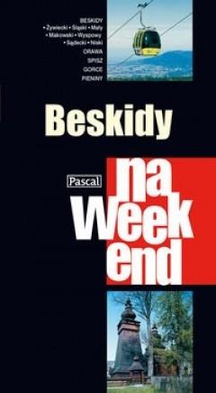 Okładka książki Beskidy na weekend