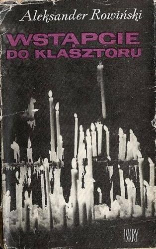 Okładka książki Wstąpcie do klasztoru
