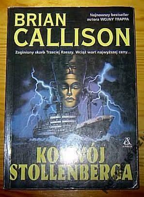 Okładka książki Konwój Stollenberga