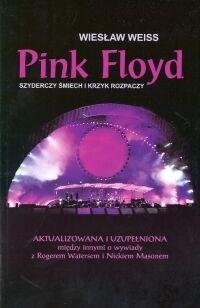 Okładka książki Pink Floyd: Szyderczy śmiech i krzyk rozpaczy