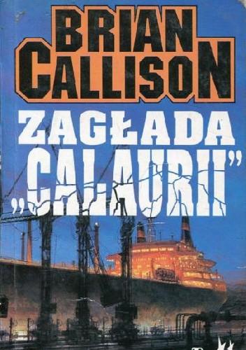 Okładka książki Zagłada Calaurii