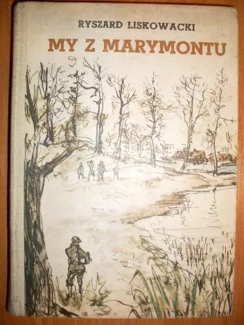 Okładka książki My z Marymontu