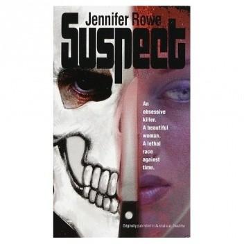 Okładka książki Suspect