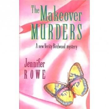 Okładka książki The Makeover Murders