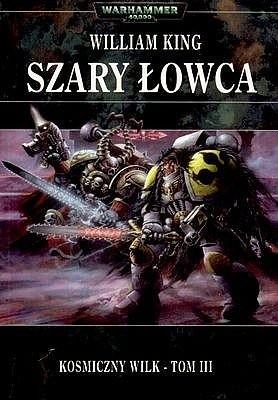 Okładka książki Szary Łowca