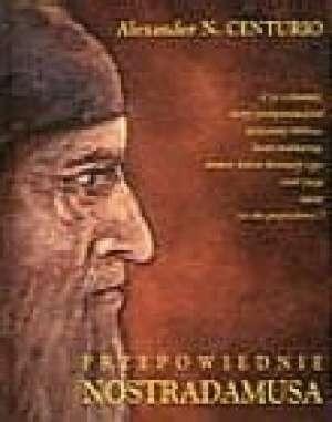 Okładka książki Przepowiednie Nostradamusa