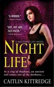 Okładka książki Night Life