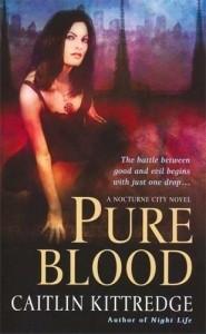 Okładka książki Pure Blood