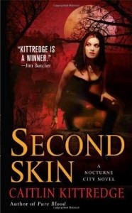 Okładka książki Second Skin