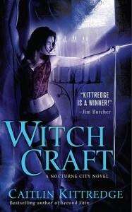 Okładka książki Witch Craft