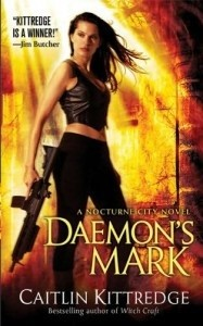 Okładka książki Daemon's Mark