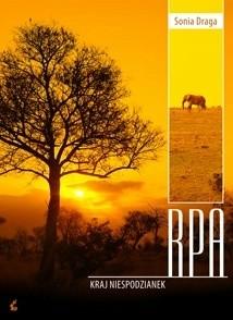 Okładka książki RPA - kraj niespodzianek