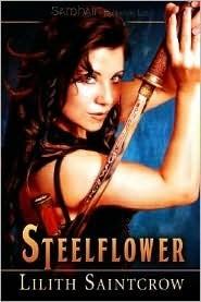 Okładka książki Steelflower