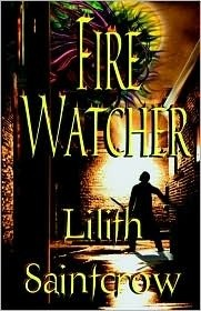 Okładka książki Fire Watcher