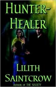 Okładka książki Hunter - Healer