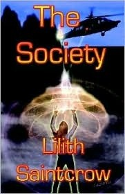 Okładka książki The Society