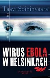 Okładka książki Wirus Ebola w Helsinkach