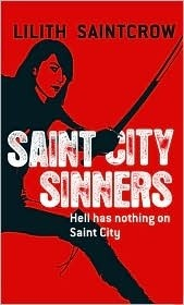 Okładka książki Saint City Sinners
