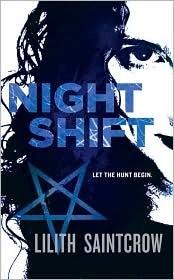 Okładka książki Night Shift