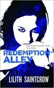 Okładka książki Redemption Alley
