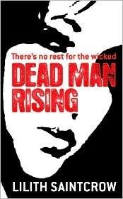 Okładka książki Dead Man Rising