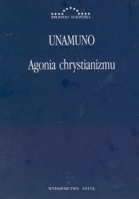 Okładka książki Agonia chrystianizmu