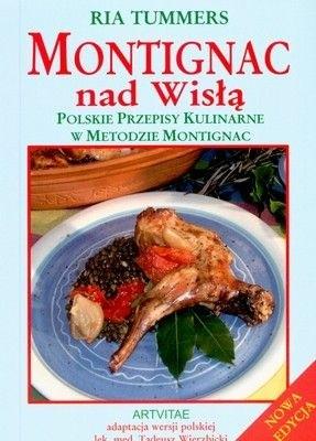Okładka książki Montignac nad Wisłą