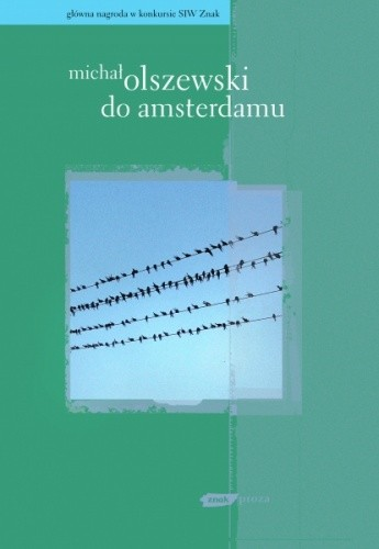 Okładka książki Do Amsterdamu