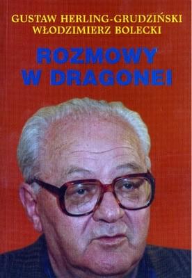 Okładka książki Rozmowy w Dragonei
